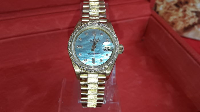 Women's Rolex Datejust 69278