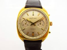 Rutina Chronograph Men's WristWatch 1960's