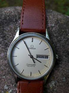 Omega Seamaster Quartz, good condition, 1980s