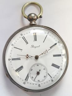 Breguet pocket watch - Switzerland 1880s