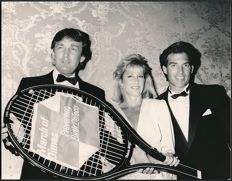 Victor Malafronte - Donald Trump & others - New York - 1980's