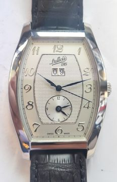Du Bois & Fils 1785 Tonneau Grande Date GMT 74002 - Absolutely new watch