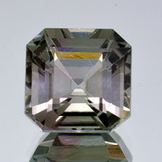 Green-Pink two-tone tourmaline – 1.70 ct – No reserve price