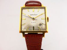 Serkisof - Vintage Men's WristWatch 1960's