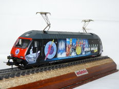 "Trix H0 - 22589 - Electric locomotive Re 460 ""Space Dream"" of the SBB CFF FFS"