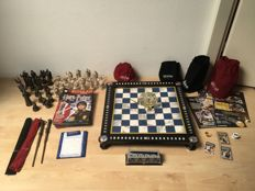 Harry Potter chess set with chess course