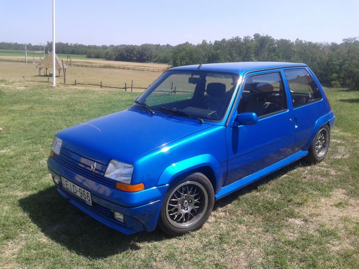 Renault - 5 GT Turbo - 1987