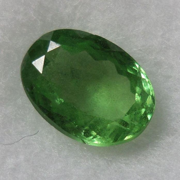 Tsavorite – 1.32 ct – No Reserve Price