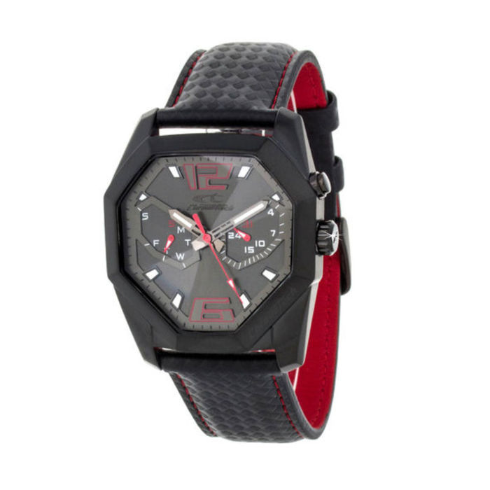 CHRONOTECH chronograph -- Model: EGO, special edition, multifunction ...