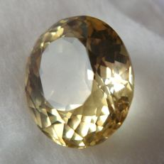 Golden Beryl – 8.13 ct  – No Reserve Price