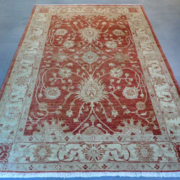 Stunning Ziegler Persian carpet – 240 x 170 – very good condition – with certificate