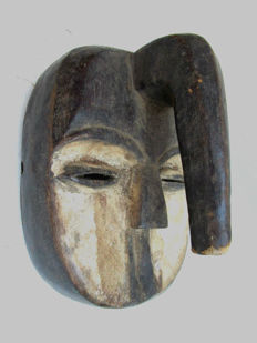 Very old GAOLA mask - Gabon