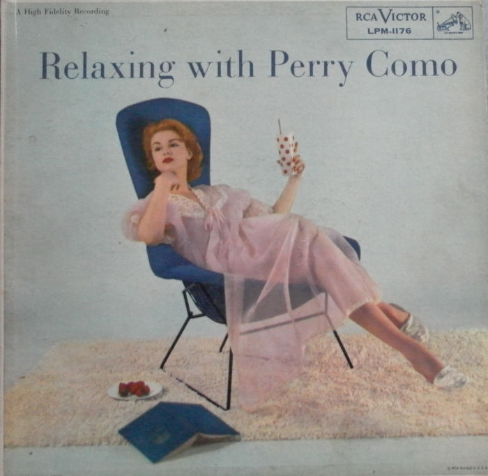 Relaxing and Dreaming with Perry Como 17 LP's & 3 Double Albums.