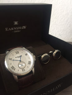 Thomas Earnshaw Fitzroy Full set – Men's watch – in mint condition
