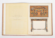 Percy Macquoid - A History of English Furniture, The Age of Walnut - 1905