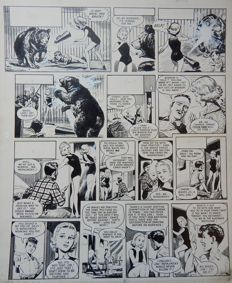 Lacey, Bill - Original page - Princess - (1963)