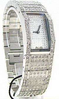 DOLCE & GABBANA D&G ladies' watch with Swarovski stones – 2005 – new