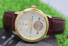 Thomas Earnshaw Mens Automatic Gold Plated Watch - Unworn