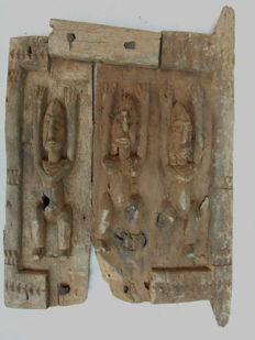 Heavy mil granary door DOGON - Mali