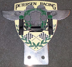 Bentley - Petersen Racing Grill badge