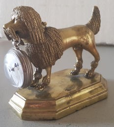 35. Berthoud a Paris – gold-plated verge dog – France circa 1820