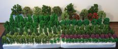 Scenery H0 - Package of 180 trees