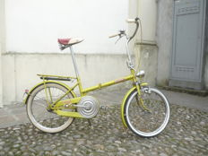 Legnano - Autocamping 20 inches, foldable bike - 1st series, 1965