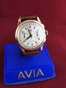 Avia Chronographe 37.5 mm