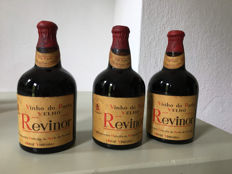 NV Port Revinor Real Vinicola - 3 old Bottles