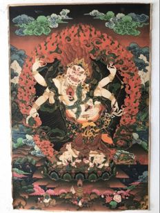 Thangka - Tibet - later 20th century