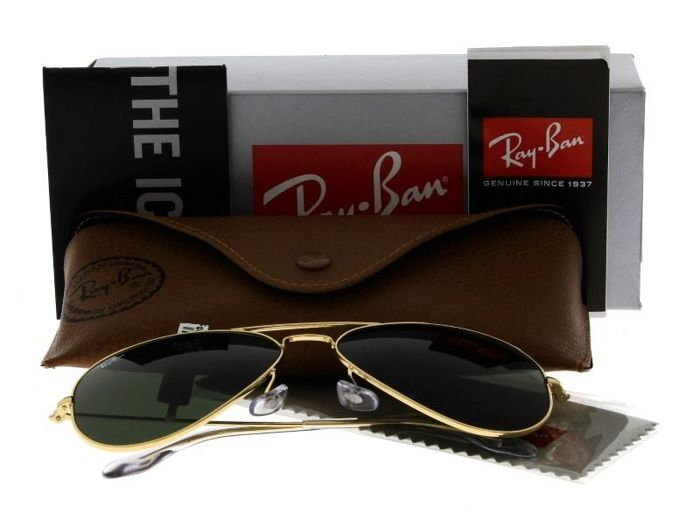 Ray-Ban Sunglasses AVIATOR  Unisex