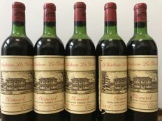 1972 Château la Pointe, Pomerol - Total 5 Bottles
