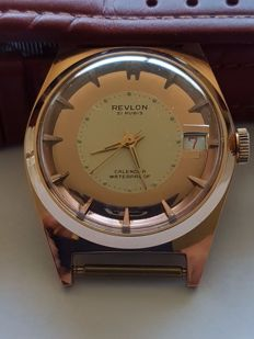 Revlon 21 jewels – Swiss Made – Men's – 1960