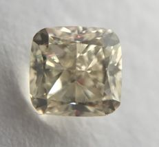 Natural diamond of 0.55 ct