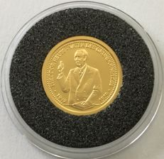 Germany - gold coin 'Theodor Heuss' - 1 g gold