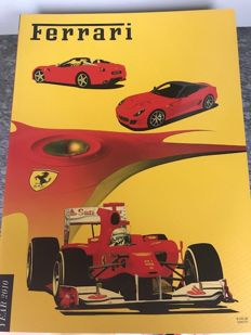 Fifteen Numbers of Ferrari Official Magazine