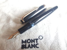 Vintage Montblanc Nr. 264 fountain pen - 14k solid gold nib (F) - transitional model