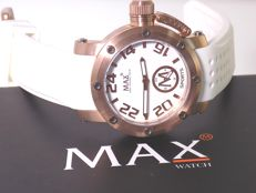 Max Sporst Rosé-Gold – 04 – Men's wristwatch – Year 2017 – Never worn, in new condtion
