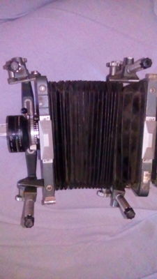 CAMBO camera, made in Holland, last century