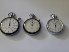 Military Stopwatches