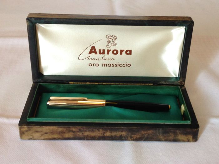 Aurora Gran Lusso fountain pen