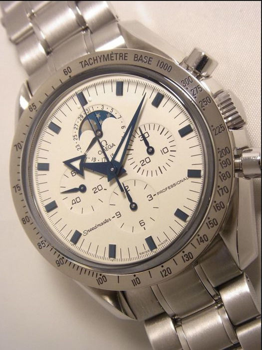 Omega Speedmaster Professional Moonphase - Ref: 3575.20 - Men's - 1999/2003
