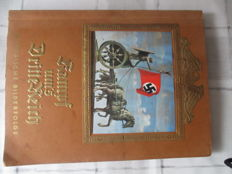 """1 original collection picture album """"KAMPF UMS DRITTE REICH/ Fight for the third Reich"""" 1933"""