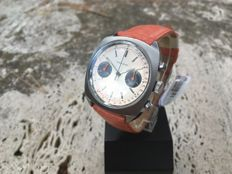 RADIANT GALLET ORANGE RACING  – Gentleman's watch – Year 1968