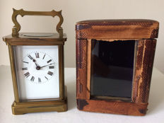 French Carriage Clock - ca 1910