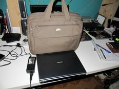 TOSHIBA Flybook ultraportable  U200-179 2006 year ***NO reserve  price ***