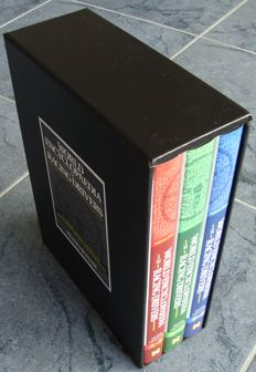 World Encyclopaedia of Racing Drivers - 3 Volumes - 1046 pages