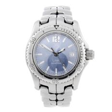 TAG HEUER - a lady's Link bracelet watch