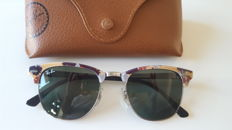 Ray-Ban – Clubmaster sunglasses – Women – Limited edition