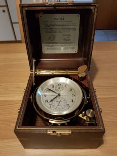 Hamilton - Navy Chronometer - 1941